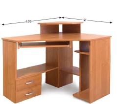 PC stolík K55